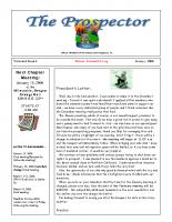 2006-01 PGPI Newsletter