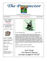 2006-02 PGPI Newsletter