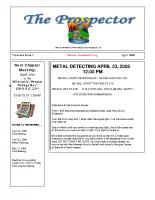 2006-04 PGPI Newsletter