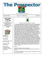 2006-07 PGPI Newsletter