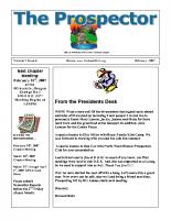 2007-02 PGPI Newsletter