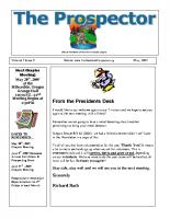 2007-05 PGPI Newsletter