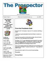 2007-07 PGPI Newsletter