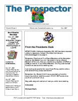 2007-10 PGPI Newsletter