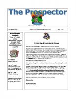 2007-11 PGPI Newsletter