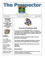 2008-02 PGPI Newsletter