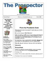 2008-03 PGPI Newsletter