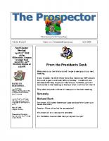 2008-04 PGPI Newsletter