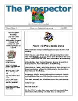 2008-07 PGPI Newsletter