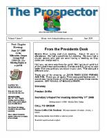 2009-06 PGPI Newsletter