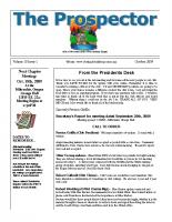 2009-10 PGPI Newsletter