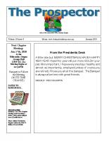 2010-01 PGPI Newsletter