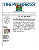 2010-07 PGPI Newsletter