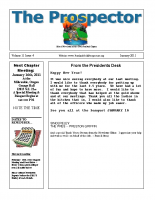 2011-01 PGPI Newsletter