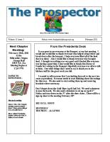2011-02 PGPI Newsletter