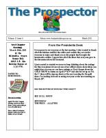 2011-03 PGPI Newsletter