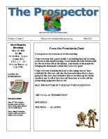 2011-05 PGPI Newsletter