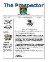 2012-07 PGPI Newsletter