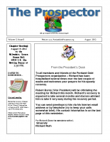 2012-08 PGPI Newsletter