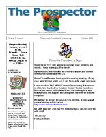 2013-02 PGPI Newsletter