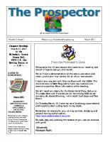 2013-03 PGPI Newsletter