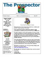 2013-05 PGPI Newsletter