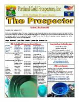 2016-10 PGPI Newsletter