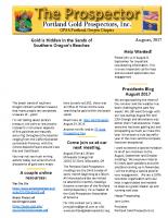 2017-08 PGPI Newsletter