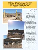 2018-03 PGPI Newsletter