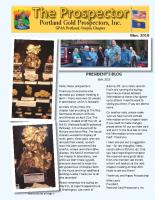 2018-05 PGPI Newsletter