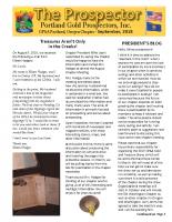 2018-09 PGPI Newsletter