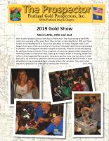 2019-04 PGPI Newsletter